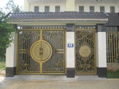 Thi công cửa nhôm đúc tại Bà Rịa – Vũng Tàu