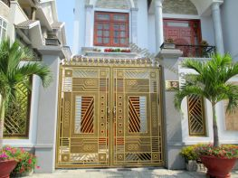Thi công cửa Nhôm Đúc tại Bình Thuận