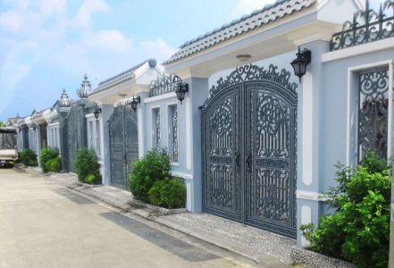 Thi công cửa nhôm đúc tại Đắk Nông