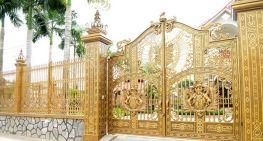 Thi công cửa nhôm đúc tại Khánh Hòa