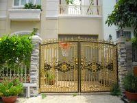 Thi công cửa nhôm đúc tại Linh Đàm Hà Nội