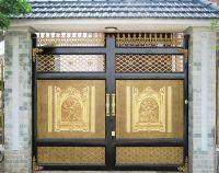 Thi công cửa nhôm đúc tại Nam Định