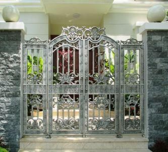 Thi công cửa nhôm đúc tại Ninh Bình
