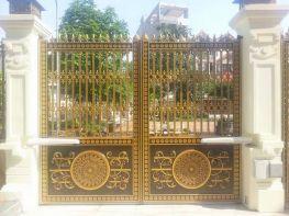 Thi công cửa nhôm đúc tại Quảng Trị