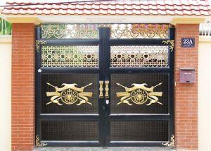Thi công cửa nhôm đúc tại Sơn La