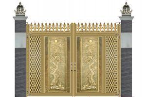 Thi công cửa nhôm đúc tại Thái Bình