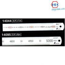 Thước lá 1 m Shinwa 14044