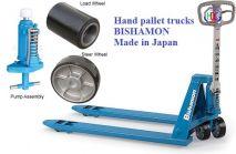 Xe nâng tay 3 tấn Nhật Bản Bishamon BM30LL