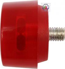 Đầu đỏ 35mm của búa nhựa YT-4632