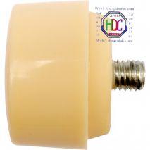 Đầu trắng 60mm của búa nhựa YT-4634