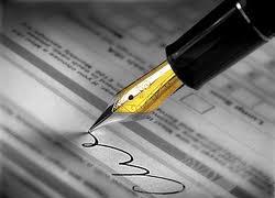 Soạn thảo hợp đồng, đơn từ
