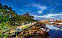 Trở về dòng sông tuổi thơ qua bộ ảnh 'Dấu ấn Việt Nam'