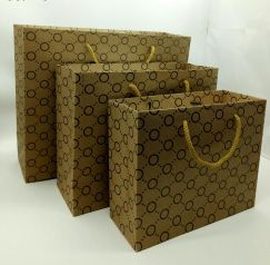Túi giấy thân thiện môi trường - Túi giấy kraft trắng,  túi giấy kraft nâu