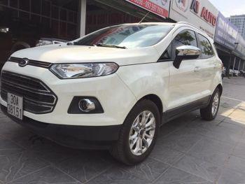 Ford EcoSport Titanium 2014 quá mới