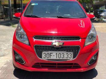 Cherolet Spark LTZ 5 chỗ cực đẹp- biển VIP