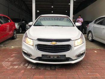 Chevrolet Cruze 1.6 M/T 2016