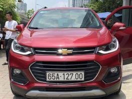 Chevrolet Trax 1.4 A/T Turbo 2017