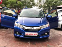 Honda City 2014 model 2015 hộp số vô cấp