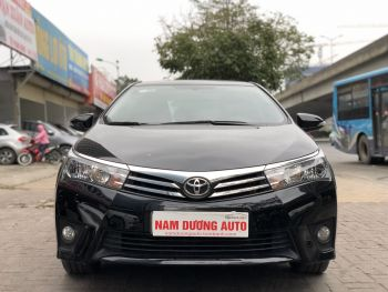 Corolla Altis 1.8 số tự động 2016 như mới