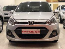 Hyundai I10 1.2 đời cuối 2015 nhập khẩu