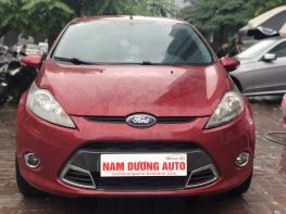 Ford Fiesta S 1.6 AT 2012 xe hay giá tốt