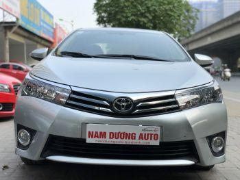 Toyota Altis 1.8 CVT 2014 vừa về cực mới