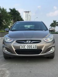 Hyundai accent 2012 AT nhập khẩu