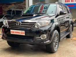 Toyota Fotuner  2015 2.5G cực mới
