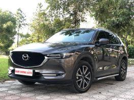 Mazda CX5 2017 đăng ký 2018 cực mới