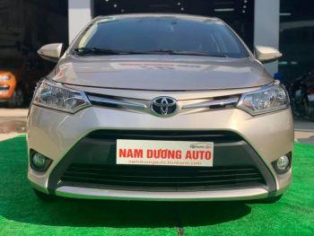 Toyota Vios 2017 E CVT cực mới
