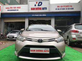 Toyota vios E CVT 2016 cực đẹp