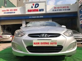 Hyundai accent 2011 nhập khẩu