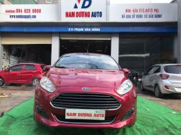 Ford Fiesta 1.0AT Ecoboost 2013 cực mới