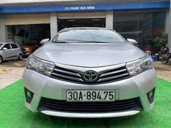 Toyota Altis 1.8G 2015 cực đẹp