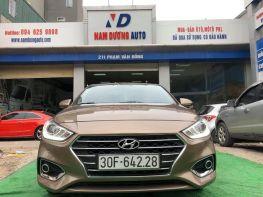 Hyundai Accent 1.4MT bản đủ 2019 siêu lướt