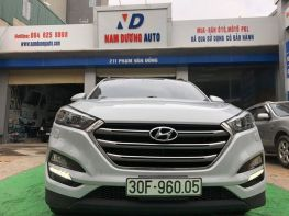 Hyundai Tucson 2.0 Đặc Biệt 2015 nhập khẩu cực mới