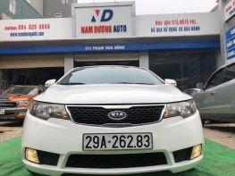 Kia Cerato 1.6AT 2011 bản nhập khẩu trung đông full option