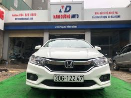 Honda City 1.5CVT 2018 cực mới