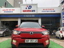 Ssangyong Tivoli nhập khẩu Hàn quốc 2018 rất HOT