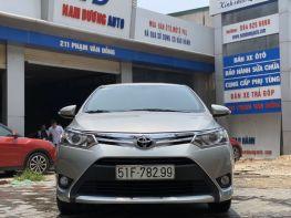 Toyota Vios G 1.5 AT 2016 mới về