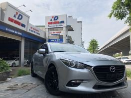 Xe Mazda 3 Facelift 2017 rất mới