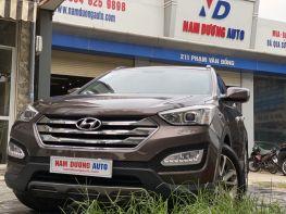 Hyundai Santafe 2.2 AT Diezel nhập khẩu cực mới