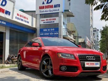 Audi A5 Couper S-line 2011 cực chất