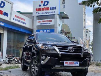 Toyota Fortuner nhập khẩu máy xăng 1 cầu số tự động 2017 rất mới