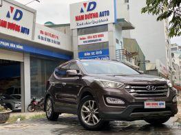 Hyundai Santafe máy dầu 2.2 nhập khẩu 2013 cực chất