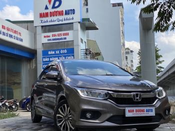 Honda City Top 1.5 AT 2018