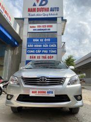Toyota Innova G số tự động 2012 rất đẹp