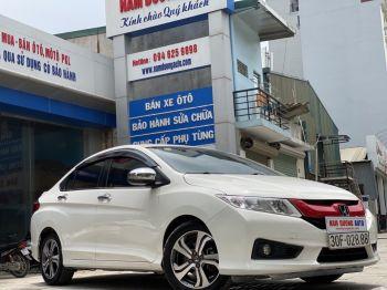Honda City CVT 2016 biển Vip