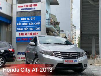Honda City 1.5 AT 2013 lên nhiều đồ chơi cực mới