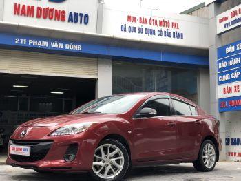 Mazda 3S sản xuất 2014 biển Hà Nội quá mới